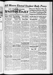 Spartan Daily, May 27, 1935 by San Jose State University, School of Journalism and Mass Communications
