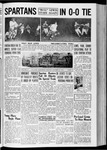 Spartan Daily, October 21, 1935 by San Jose State University, School of Journalism and Mass Communications