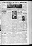 Spartan Daily, November 8, 1935 by San Jose State University, School of Journalism and Mass Communications