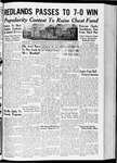 Spartan Daily, November 12, 1935 by San Jose State University, School of Journalism and Mass Communications