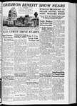 Spartan Daily, November 13, 1935 by San Jose State University, School of Journalism and Mass Communications