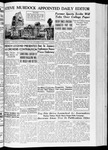 Spartan Daily, December 10, 1935 by San Jose State University, School of Journalism and Mass Communications