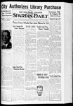 Spartan Daily, January 6, 1936 by San Jose State University, School of Journalism and Mass Communications