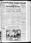 Spartan Daily, January 10, 1936 by San Jose State University, School of Journalism and Mass Communications
