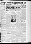 Spartan Daily, January 13, 1936 by San Jose State University, School of Journalism and Mass Communications