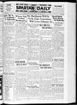 Spartan Daily, January 22, 1936