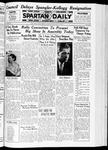 Spartan Daily, January 28, 1936