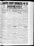 Spartan Daily, January 30, 1936 by San Jose State University, School of Journalism and Mass Communications