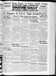 Spartan Daily, February 5, 1936 by San Jose State University, School of Journalism and Mass Communications