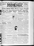Spartan Daily, February 12, 1936 by San Jose State University, School of Journalism and Mass Communications