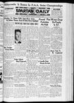 Spartan Daily, February 20, 1936