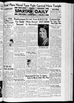 Spartan Daily, February 26, 1936 by San Jose State University, School of Journalism and Mass Communications