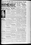 Spartan Daily, March 2, 1936 by San Jose State University, School of Journalism and Mass Communications