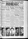 Spartan Daily, March 3, 1936 by San Jose State University, School of Journalism and Mass Communications