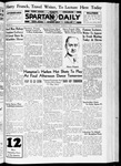 Spartan Daily, March 5, 1936 by San Jose State University, School of Journalism and Mass Communications