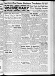 Spartan Daily, April 20, 1936