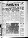Spartan Daily, May 1, 1936 by San Jose State University, School of Journalism and Mass Communications