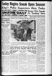 Spartan Daily, May 4, 1936