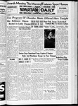 Spartan Daily, May 5, 1936 by San Jose State University, School of Journalism and Mass Communications