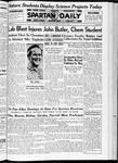 Spartan Daily, May 8, 1936