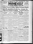 Spartan Daily, May 12, 1936 by San Jose State University, School of Journalism and Mass Communications