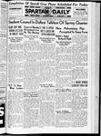 Spartan Daily, May 12, 1936