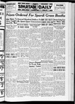 Spartan Daily, May 13, 1936 by San Jose State University, School of Journalism and Mass Communications