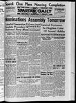 Spartan Daily, May 18, 1936