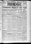 Spartan Daily, May 20, 1936 by San Jose State University, School of Journalism and Mass Communications