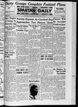 Spartan Daily, May 21, 1936 by San Jose State University, School of Journalism and Mass Communications