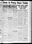 Spartan Daily, May 29, 1936 by San Jose State University, School of Journalism and Mass Communications
