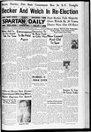 Spartan Daily, June 1, 1936