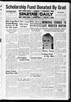 Spartan Daily, September 25, 1936