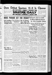 Spartan Daily, October 5, 1936 by San Jose State University, School of Journalism and Mass Communications