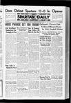 Spartan Daily, October 5, 1936