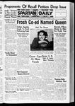 Spartan Daily, October 7, 1936