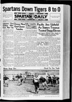 Spartan Daily, October 12, 1936 by San Jose State University, School of Journalism and Mass Communications