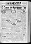 Spartan Daily, October 13, 1936