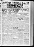 Spartan Daily, October 14, 1936