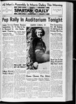 Spartan Daily, October 15, 1936 by San Jose State University, School of Journalism and Mass Communications