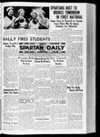 Spartan Daily, October 16, 1936 by San Jose State University, School of Journalism and Mass Communications