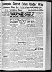 Spartan Daily, October 21, 1936 by San Jose State University, School of Journalism and Mass Communications