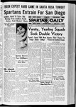 Spartan Daily, October 23, 1936 by San Jose State University, School of Journalism and Mass Communications