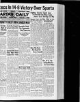 Spartan Daily, October 26, 1936