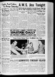 Spartan Daily, October 30, 1936 by San Jose State University, School of Journalism and Mass Communications