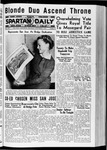 Spartan Daily, November 5, 1936 by San Jose State University, School of Journalism and Mass Communications