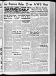 Spartan Daily, November 13, 1936 by San Jose State University, School of Journalism and Mass Communications