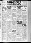 Spartan Daily, November 16, 1936 by San Jose State University, School of Journalism and Mass Communications