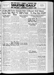 Spartan Daily, November 23, 1936 by San Jose State University, School of Journalism and Mass Communications