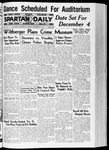 Spartan Daily, November 24, 1936